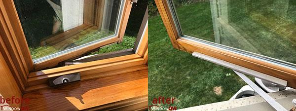 Window repair in Buffalo Grove