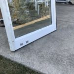 rotted window door replace (after)